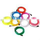 HOT SALE! thin el wire, Electroluminescent wire,sound activated el wire                                                                         Quality Choice