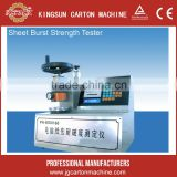 ISO 2758 Textile Burst Test Equipment, Mullen Bursting Strength Tester