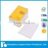 Overseas bulk notebook spiral binding hardcover book printing
