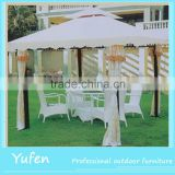 Luxury outdoor tent garden gazebo
