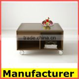 hot sale cheap wooden bedside table,chest of drawer cabinet new design 2016