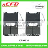 TOP Quality Brake Pad for Peugeot 504