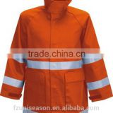 Safety fire resistant shirt