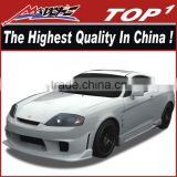 Body kit for 2003-2006 Hyundai Tiburon Duraflex Evo