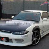 Body kits for NISSAN-99-03-S15-Style VI