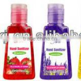 bio & hot selling liquid natural wholesale bulk waterless hand sanitizer