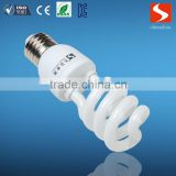 Electrical lighting products half spiral energy saving lamps