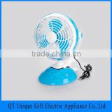 Kids Gifts 6 Inch Cilp Usb Mini Table Clip Fan