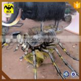 HLT huge rubber spider realistic robot spider model                                                                         Quality Choice