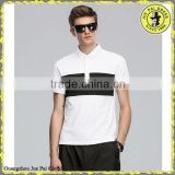 White Modern Fashion Bulk Brand Cotton Polo Shirts For Men                                                                         Quality Choice