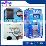 Hot Sale High Quality Automatic Ice Cube Laden In Bulk And Bagged Ice Vending Machine With Factory Prices