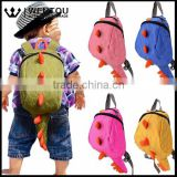 Wholesale Boy Girl Cute Baby Childrenl School Bag Kindergarten Backpack Dinosaur Rucksack