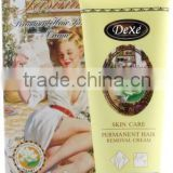 Dexe 2016 New Formula 5 minutes Depilatory Cream,Hair Removal Cream,Safty & Effective &Speedy Depilatory Cream