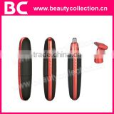 BC-0809 Electric Nose & Ear hair trimmer. Multi-function personal care product. 2 in1 electric nose hair trimmer