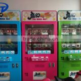 Ecuador hottest amusement park golden key game machine, key master prize vending game machine