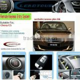 For Chery E5 Keyless Entry Car Alarm Key Start Engine Button
