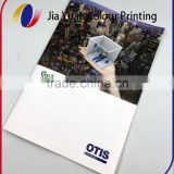 OEM Perfect binding book office magazine print service