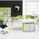 2012 HOT SALE office furniture office partition for 2 person