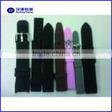 new design silicon rubber watch bands shenzhen factory