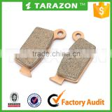 Gold Sintered Metal High Quality Brake Pads For Honda CR R XR R Motocross Parts Accessories
