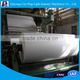 Culture Paper Printing Paper Copy Paper Writing Paper Making Machine Made from Rice Straw Wheat Straw Reed
