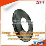 small pinion spur wheel cogs