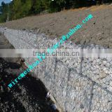 1x1x1, gabion box stone cage,High Zinc Galvanized Gabion Boxes / PVC coated Gabion Baskets/ stone cage (direct factory)