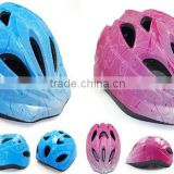 Wholesale alibaba cheap bike riding helmets child helmets kids skating protector cartoon