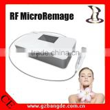Portable Fractional RF MicroRemage skin therapy machine Radio Frequency beauty machine BD-L032