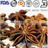 2015 Best price High quality Natural spice organic Star anise /organic anise/ acid fennel