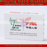promotional brand playing cards