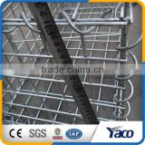 Long use life Heat-dispersing 50mm Welded mesh gabion box stone cage