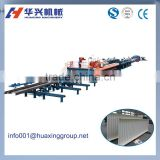 HUAXING corrugated web plates welding machine