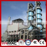 China Henan Yuhong Manufacturer Supplying 200tpd Mini Lime Kiln Hotsale in Africa, Central Asia