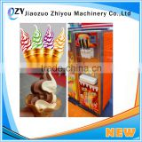 Cheap Hot Sale Mini Soft Ice Cream Machine/frozen yogurt machine/ ice cream vending machine (email:peggy@jzzhiyou.com)
