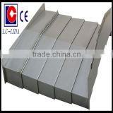 steel plate telescopic cover for machine tools guide shield