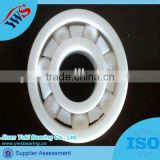 high speed high working temperature hybrid ceramic ball bearing 6201