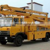 24m Aerial Platform Truck -Dongfeng