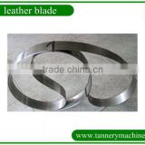 leather machine band knife supplier for tannery