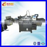 CH-320 New top quality semi automatic textile screen printing machine