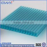100% Virgin Material Clear Polycarbonate Makrolon Multi Wall Sheet Roof Price For Swimming Pool