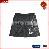 Customized digital printing sublimation short pants, Sports relax running shorts,basketball uniforms bottoms