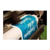 multi colour Photo paper Flex Banner Printing , commercial High Resolution sign banner printing