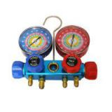 100mm High And Low Pressure Set Type Normal Thread Connection Manometer Set