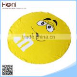 China Hot Selling Printed Weighted Beach Towel Funny
