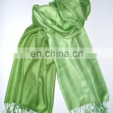 Shaded 100% viscose pashmina shawls,scarf