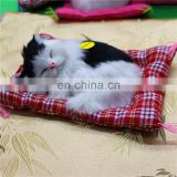 New Plush toy Handmade Simulation Cats Kids Fashion Home Decoration