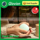 New arrival 3200mAh bank power with hand warmer USB rechargeable bank warmer hand warmer for student