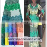 China supplier textile nigeria african lace fabrics/african fabrics textiles for aso oke wedding
