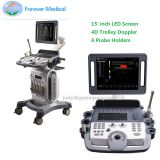 3/4D Trollry Color Doppler Ultrasound echography ultrasound machine